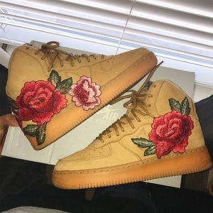 CUSTOM AIR FORCE 1 (Rose)